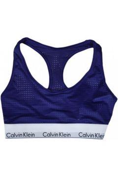 Brassières de sport Calvin Klein Jeans Brassière violette pour femme(115553020)