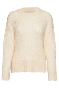 Tenley Pu Strickpullover Creme PART TWO(114151750)