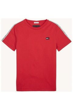 T-shirt Tommy Hilfiger KB0KB04855 FLAG TEE(115628725)