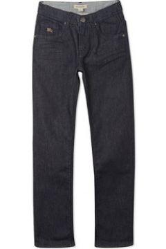 Pantalon enfant Burberry Pantalon denim bleu(115465978)
