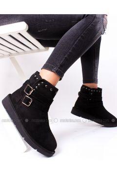 Black - Boot - Boots - MODA AYAKKABI(110341686)