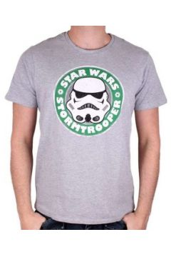 T-shirt Cotton Division T-shirt Star Wars - Stormtrooper Coffee(119083283)