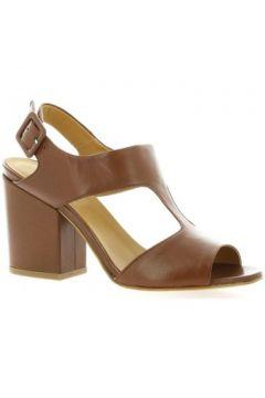 Sandales Nuova Riviera Nu pieds cuir(127910326)