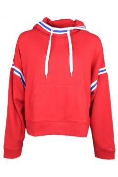 Sweat-shirt Tommy Jeans Sweat à capuche rouge pour femme(115411311)