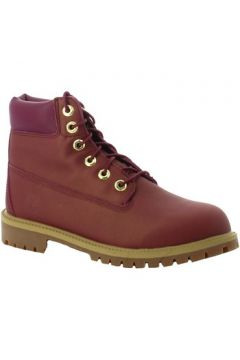 Boots enfant Timberland 6 IN PREMIUM WP VIOLA(115476682)