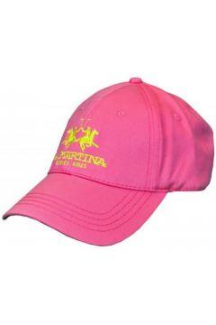 Casquette La Martina Casquette Godoy rouge rose pour homme(88490542)