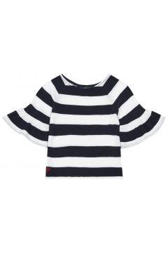 T-Shirt mit Rüschen(117379318)