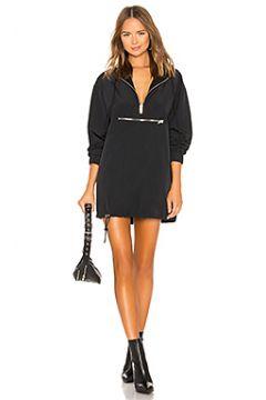 Платье windbreaker hoodie - DANIELLE GUIZIO(117084061)