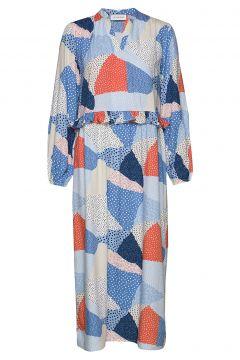 Topi Long Dress Maxikleid Partykleid Bunt/gemustert STORM & MARIE(114164410)
