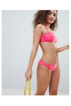 Le Palm - Slip bikini mix & match a vita bassa - Rosa(92915002)