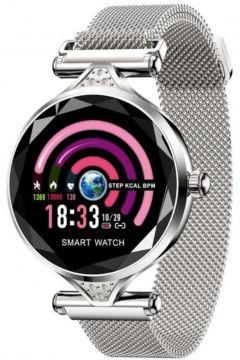 İnter Ip-67 Bluetooth Lu Bayan Akıllı Saat Tüm Telefonlara Uyumlu(117302262)