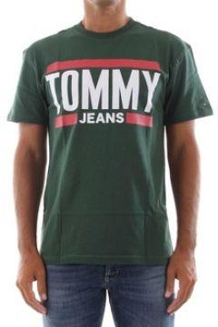 T-shirt Tommy Jeans DM0DM05111 ESSENTIAL BLOCK(115628076)