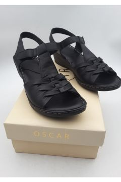 Oscar Kadın Siyah Sandalet(120587700)
