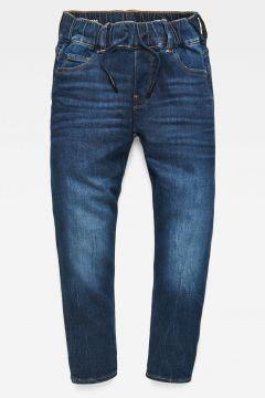G-Star RAW Boys 3301 Slim pull-up Jeans Medium blue(122379577)