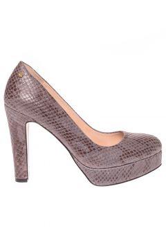 House Of Camellia Antrasit Topuklu Ayakkabı(113946475)