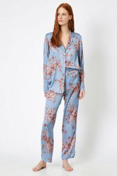 Koton Kadın Desenli Pijama Alti(119880493)