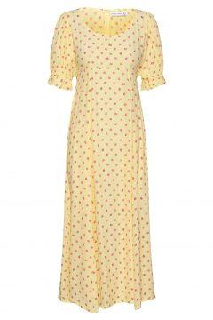 Linnie Midi Dress Maxikleid Partykleid Gelb FAITHFULL THE BRAND(116951547)