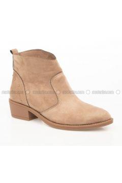 Beige - Boots - DeFacto(110340098)