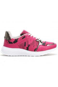 Ayakkabı Modası Fuşya Kadın Spor(108831111)