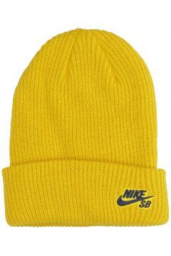 Nike Fisherman Beanie geel(85184261)