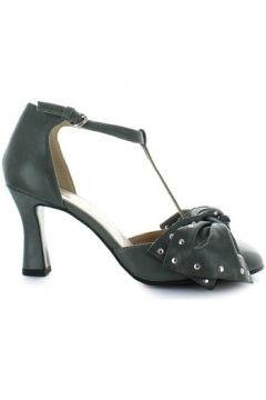 Chaussures escarpins Ettore Lami Escarpins Cuir Gris(101554261)