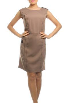 Cotton Bar Vizon Elbise(114211194)
