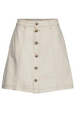 Tilly Ecru Knielanges Kleid Creme ARNIE SAYS(114164596)