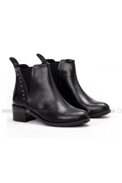 Black - Boot - Boots - Just Shoes(110336938)