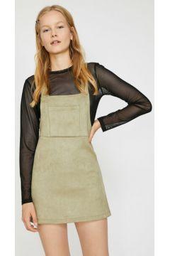 Koton Kadın Kolsuz Elbise(113405716)