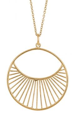 Daylight Necklace Short 40-48 Cm Accessories Jewellery Necklaces Dainty Necklaces Gold PERNILLE CORYDON(112085157)