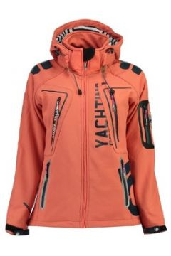 Sweat-shirt Geographical Norway Softshell Femme Tibiscuit(115422227)