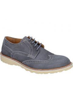 Chaussures Evc élégantes gris nabuk BS08(115442996)