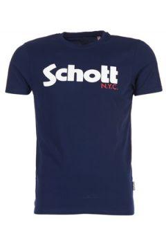 T-shirt Schott LOGO(115389142)