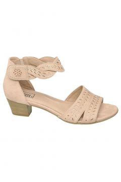 Easy Street Pembe Kadın Topuklu Sandalet(116826421)