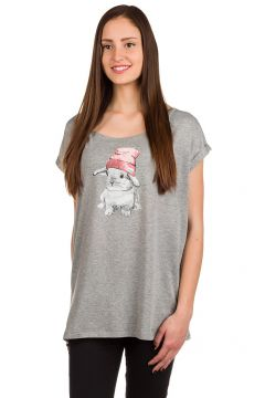 Iriedaily It Hasi T-Shirt grijs(85168236)