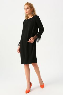 Pierre Cardin Siyah Elbise(113990606)