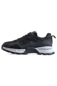 Flower Siyah Koton Kombin Sneakers(118290104)