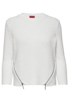 Serliny Strickpullover Weiß HUGO(114468753)