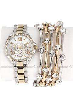 Silver tone - Watch - Jessica Carlyle(110321155)