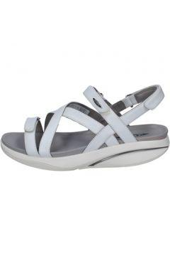 Sandales Mbt sandales blanc cuir performance BZ930(115399084)