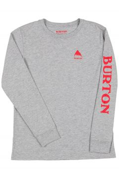 Burton Elite Long Sleeve T-Shirt gray heather(114362640)