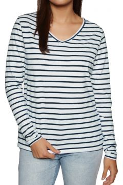 SWELL Sunset Stripe Damen Langarm-T-Shirt - Stripe(100259085)