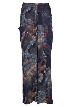 Pocket Trousers Hosen Mit Weitem Bein Bunt/gemustert DIANA ORVING(114153369)