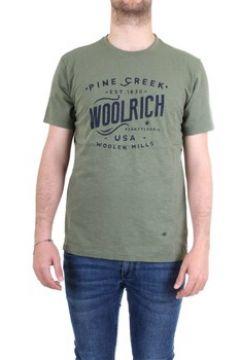 T-shirt Woolrich WOTEE1156(115519333)