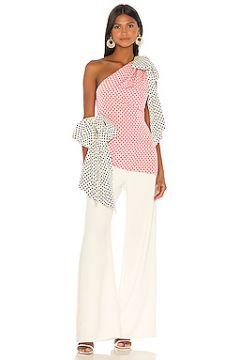 Блузка bow wow - MARIANNA SENCHINA(115064995)
