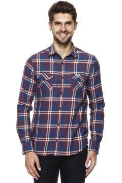 T-Box İndigo Gömlek(113953978)