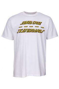 T-shirt Santa Cruz Street strip tee(101631891)