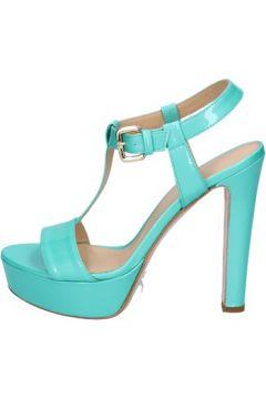 Sandales Mi Amor sandales vert cuir verni BY168(115400972)