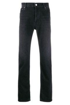 Balenciaga Erkek Slim Fit Antrasit Normal Bel Jean Pantolon Gri 33 US(114438651)