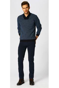 George Hogg Lacivert Klasik Pantolon(114212697)